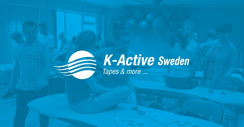 Kinesiology Taping by K-Active Taping