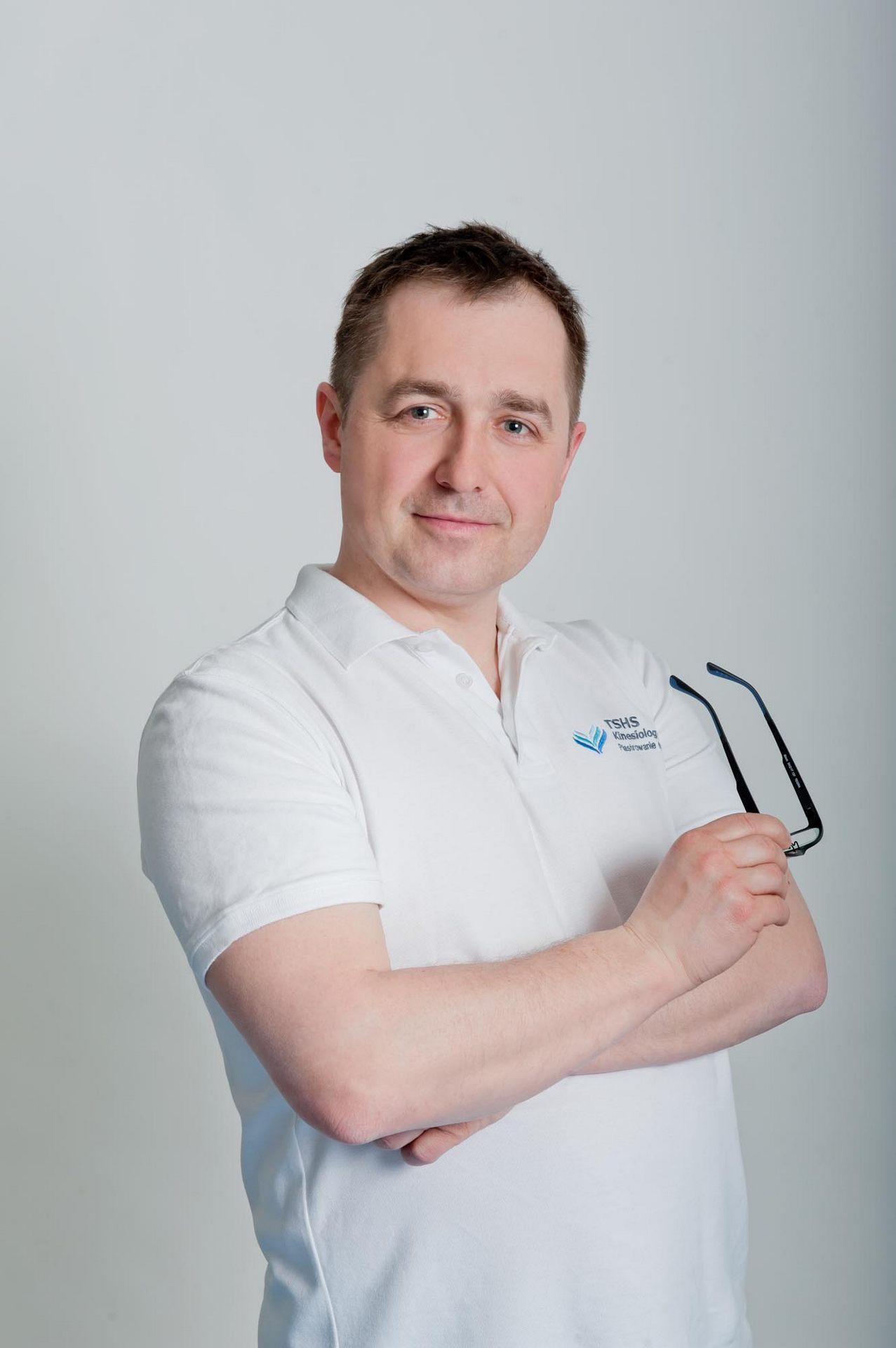 Ireneusz Hałas – dr n. med., specjalista fizjoterapii