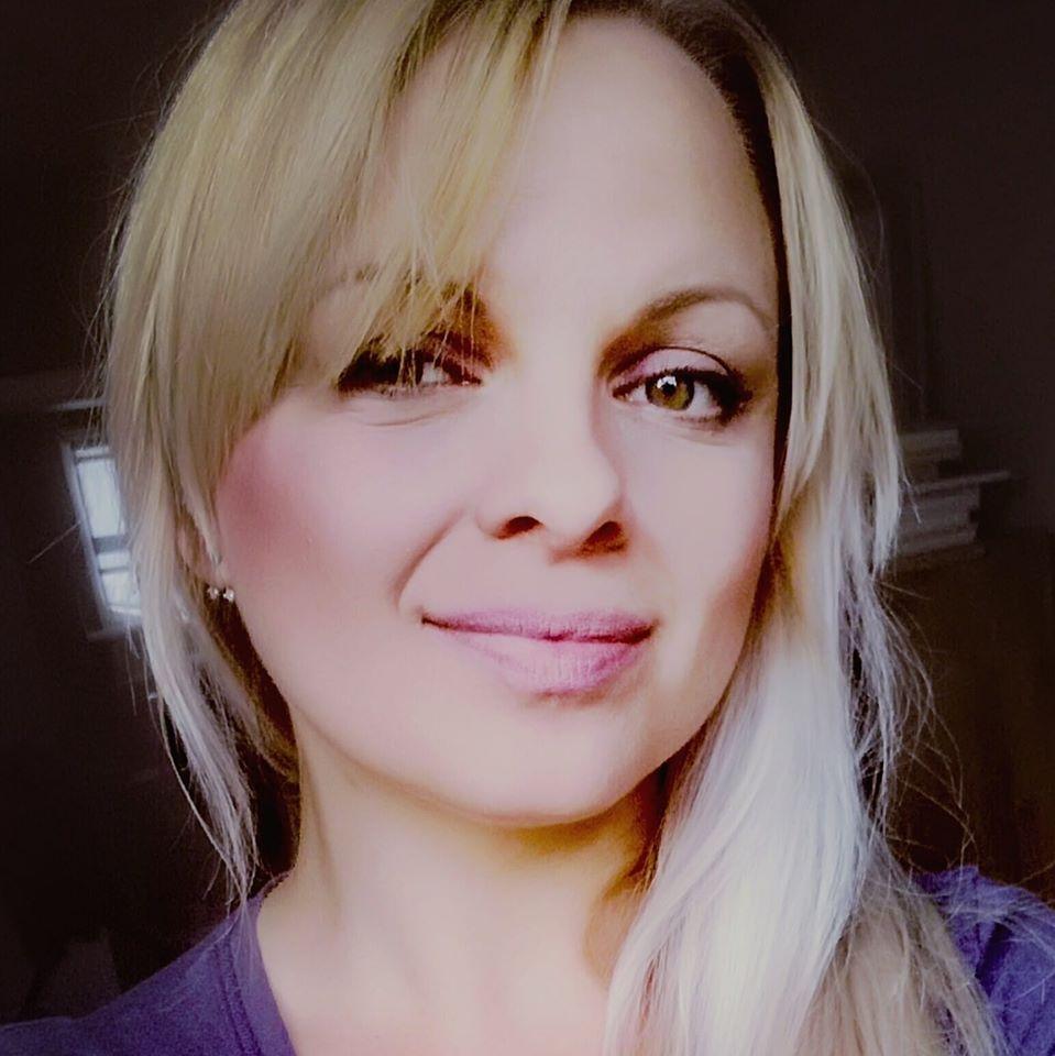 Katarzyna Młotek – magister fizjoterapii