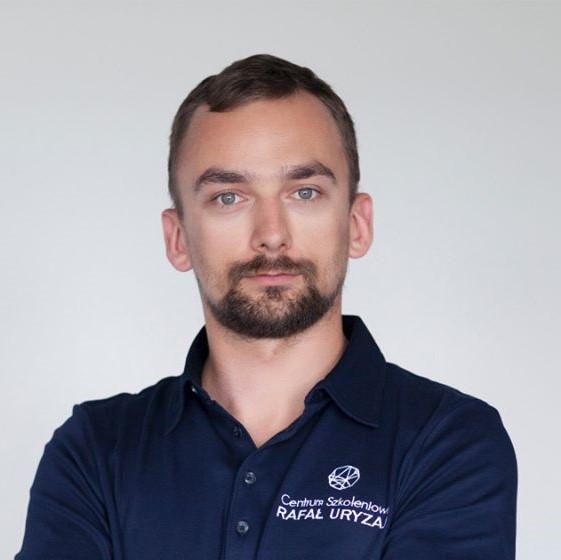 Rafał Uryzaj – magister fizjoterapii
