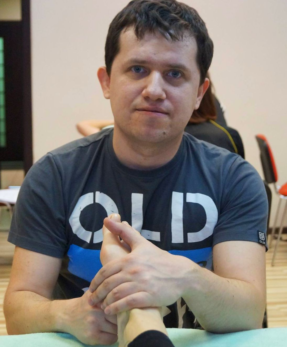 Witold Olszak – mgr fizjoterapii