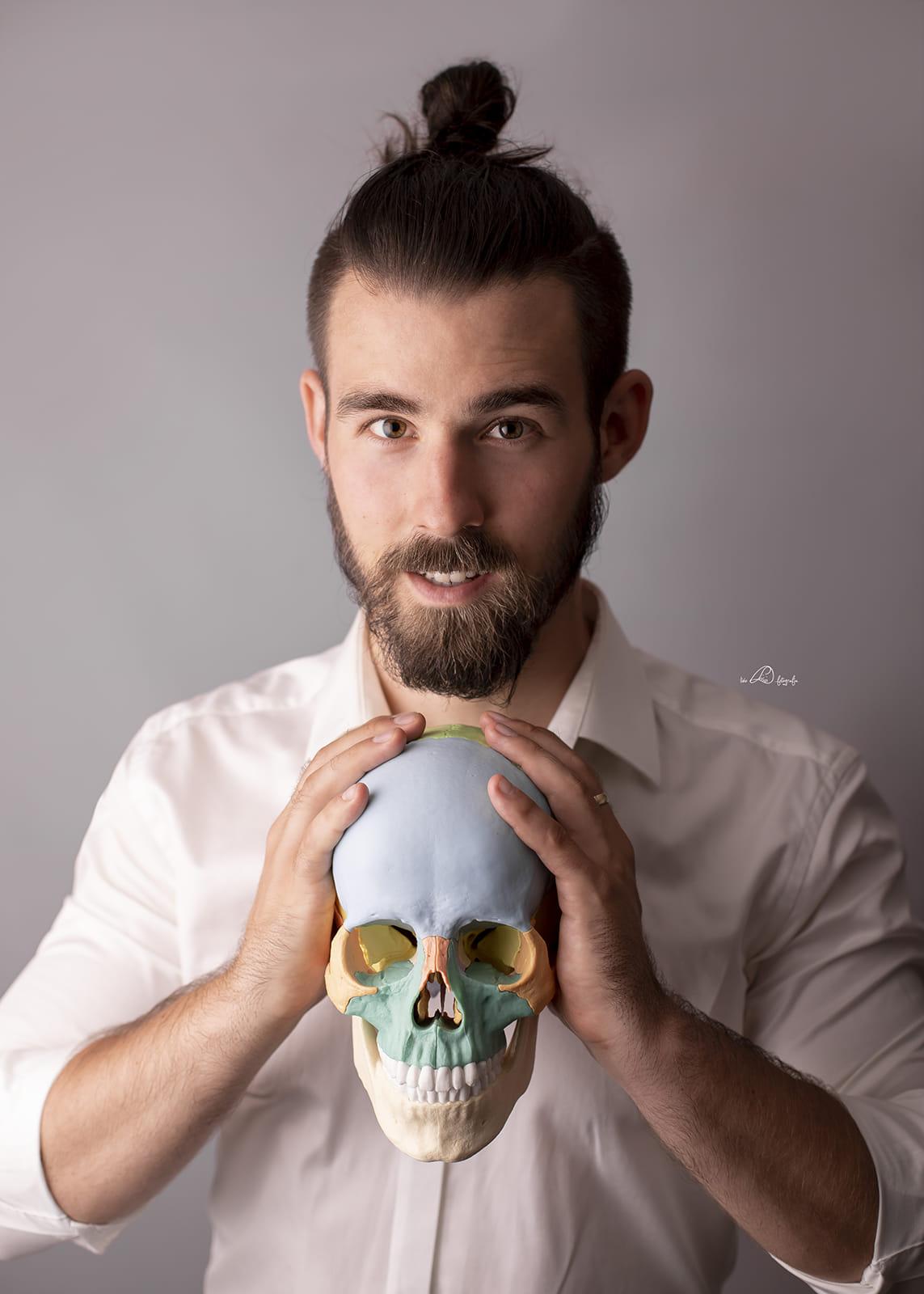 Łukasz Skibiński – magister fizjoterapii